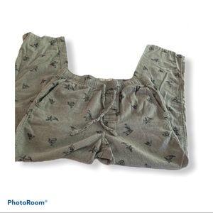 J. Crew pajama lounge pants